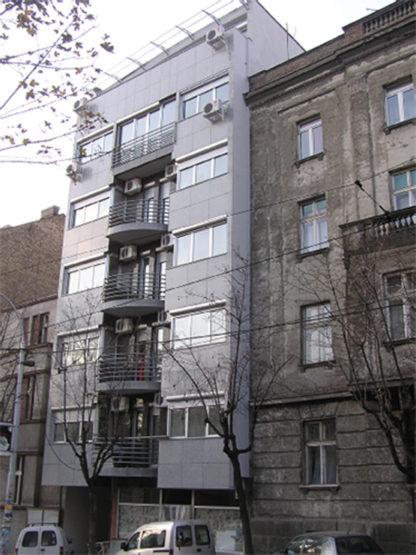 Stambeno-poslovni Objekat Beogradska 3