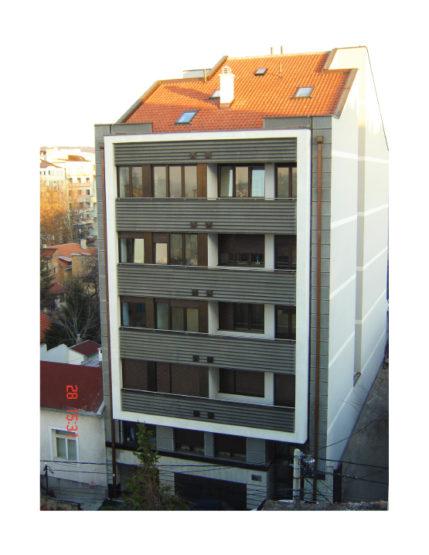 Stambeni objekat Gajeva